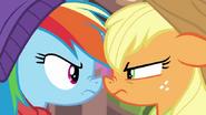 K20 Pojedynek - Rainbow Dash kontra Applejack