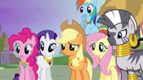 Ponies worried S4E02