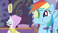 Rainbow Dash happy S2E23
