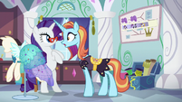Sassy Saddles -you did what-!- S5E14