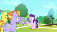 Starlight -banished him from school grounds- S8E15