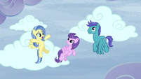"""Sunshower """"There's open skies everywhere!"""" S5E5"""