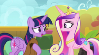 "Twilight Sparkle ""I get to see the Northern Stars"" S7E22"