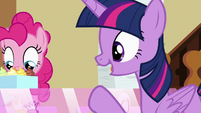 """Twilight Sparkle """"we'll play in a second"""" S7E3"""