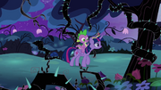 """Twilight and Spike """"are we there yet?"""" S4E02.png"""