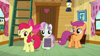 """Apple Bloom """"not a bad way at all!"""" S7E6"""