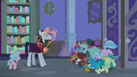 Neighsay channeling powerful magic S8E25