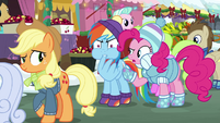 """Pinkie Pie """"what's wrong with her?"""" BGES1"""