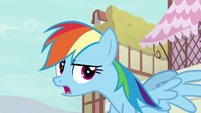 "Rainbow Dash ""a bunch of boring hooey"" S7E18"