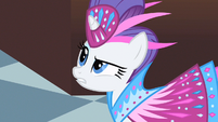 Rarity fuss is about S1E20
