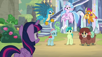 """Silverstream """"why did the Tree need our help"""" S9E3"""