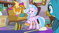 "Smolder ""they'd better confess soon"" S8E16"