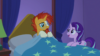 "Starlight ""busy with princess stuff today"" S7E24"