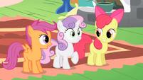 "Sweetie Belle ""creature catchers!"" S01E17"