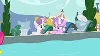 Sweetie Belle -why is this party cooler- S4E15