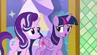 Twilight -that only happens if you both let it- S7E24
