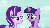 Twilight Sparkle -isn't supposed to be marketing- S7E14
