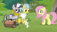 """Zecora """"seemed the right thing to do"""" S9E18"""