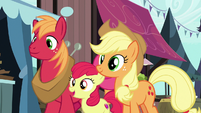 """Apple Bloom """"did you know our mom, too?"""" S7E13"""