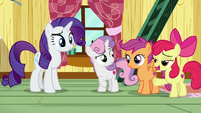 Apple Bloom -we've got this covered- S7E6
