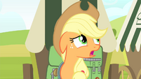 "Applejack 'I'm just not so sure I am"" S4E17"