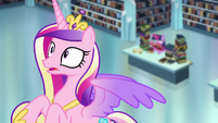 Cadance notices something S6E2