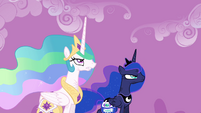 Celestia 'playtime is over for you, Discord' S4E02