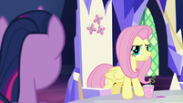 """Fluttershy """"Discord still makes mistakes"""" S5E22"""