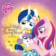 MLP Good Night, Baby Flurry Heart picture book cover.jpg