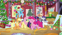 """Pinkie """"holiday clues, puzzles, and riddles"""" BGES2"""