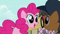 """Pinkie Pie """"fan-tizzy-astic!"""" S7E18"""