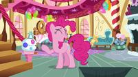 """Pinkie Pie """"no reason"""" S8E3"""