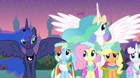 Princess Luna did I miss S2E26
