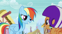 """Rainbow """"great that you guys are going"""" S6E7"""