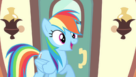 """Rainbow Dash """"no matter what your sport is"""" S4E24"""