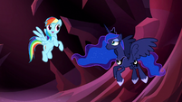 """Rainbow Dash """"what are you talking about?"""" S5E13"""