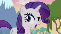 "Rarity ""maybe not the most important thing"" S4E03"