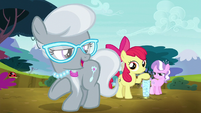 """Silver Spoon """"because nopony else will!"""" S5E4"""