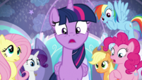 """Twilight Sparkle """"I could be wrong"""" - episode version S6E1"""