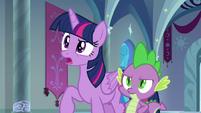 "Twilight Sparkle ""grudge?"" S9E4"