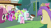 "Winter Lotus ""like those cowardly Pegasi!"" S9E25"