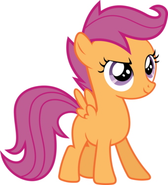 Scootaloo My Little Pony Fan Labor Wiki Fandom This clipart image is transparent backgroud and png format. my little pony fan labor wiki