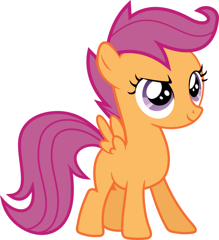 Scootaloo My Little Pony Fan Labor Wiki Fandom The scar in scootaloo's color sheme, the wievmodel and the worldmodel don't use the same uv chart, wich means that the viewmodels looks different to the worldmodel i rarely use it but. my little pony fan labor wiki