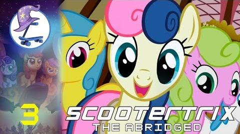 My Little Pony Scootertrix the Abridged Episode 3