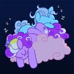 Screwball Sleepover by cactusheart