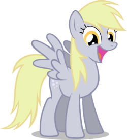 Derpy is a happy pony by noxwyll.png