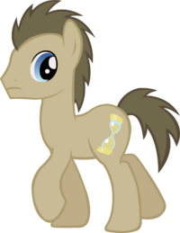 Dr Whooves Vector by Zork-787.png
