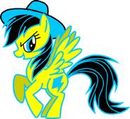 Lightningtail-Pony