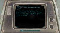 Fallout 4 Wilson Automatoys terminal entry 2