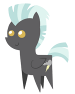 Thunderlane chibi by DragonGirl983